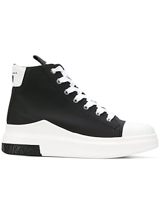 Araia up top Noir Lace Sneakers Hi Cinzia SgfEqxdSw