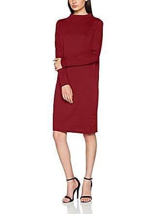 Del Para Vifaunas Neck Mujer 36 Multicolor cabernet fav Small Vestido Dress High L Fabricante Cabernet talla Vila s Swq8HxFZx