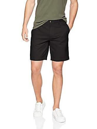 Schwarz black W40 fit Shorts 9 Essentials Slim Amazon Bla wxXqBAYC