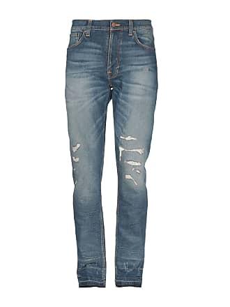 Jean En Denim Nudie Pantalons Jeans nOIOSvwt