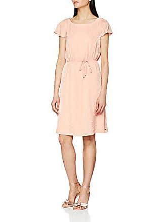 Para soft Mujer 12123 Tailor Peach Rojo Mix Tom Denim Medium Vestido Dress Lace YRc6Hfq