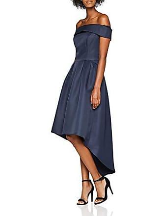 16 Mujer Fenna Del London Azul talla Vestido Pnb Chi navy 44 Fiesta Fabricante w76gqH4