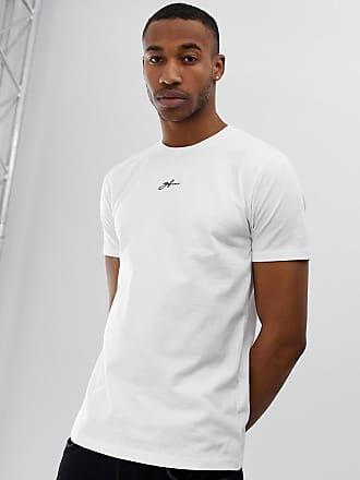 Nothing Good Petit Logo Moulant Devant Blanc Sur Le shirt T Avec For RwaqxwZ5F