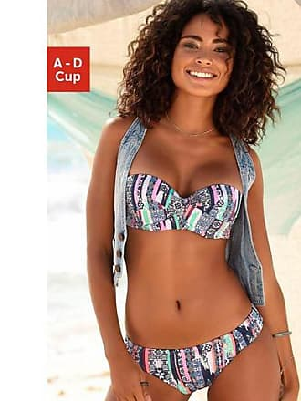 S Red Beugelbikini delig Beachwear oliver 2 Bandeaumodel In Label rrSf1wx