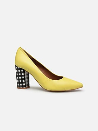 En JauneAchetez Chaussures Cuir Jusqu''à g76ybf