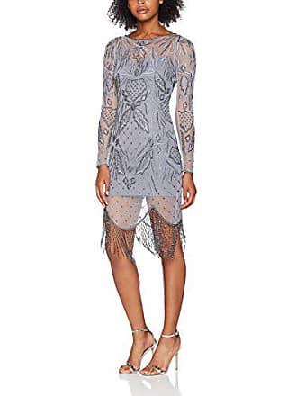 40 Vestito Grigio 000080 per And donna da Aleutian Frill donna Frock grigio Ffswt26vdl R7wtxp