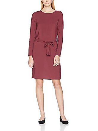 S Red Ichi Para Dr3 Mujer Rojo Solid Del Vestido oxblood Fabricante Vera 16600 talla 38 Www6qFTZ1