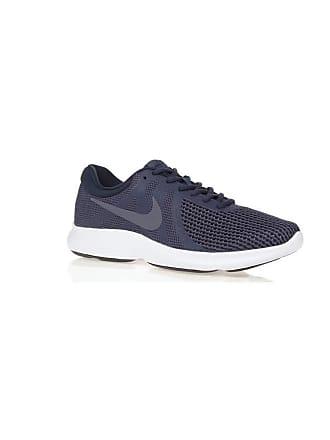 Chaussures 4 Révolution Homme Nike Blanc Violet et vnznwq1E Eu r50rqw