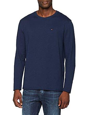 Langarm Jeans Sleeve Long Herren Top Tommy Slub w8TxdXZ8q