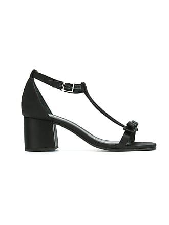 Sandals Studio Heel Block Noir Chofakian wA4fFaq1