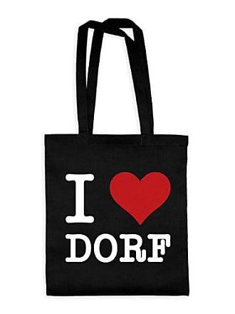 Dress Love X I bwt00749 Weiss42 Baumwolltasche Cm 2 Dorf Drpt 38 puntos BlackMotiv Textil f7ybg6