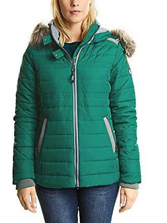 Femme Small Blouson Cecil Green Mat Jacket 10971 electric Grün Mix BgqSw6U