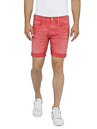 talla W30 Replay Hombre Pantalones Red 210 Del Fabricante 30 Short Rojo poppy Anbass Para Cortos vqUPxrvCw