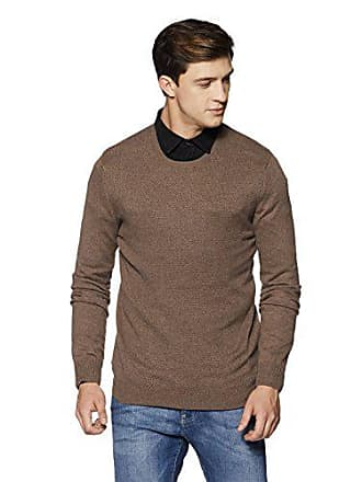 heather Jestitch Small Celio Homme taille Marron Taupe Fabricant Pull wUPd6qdI