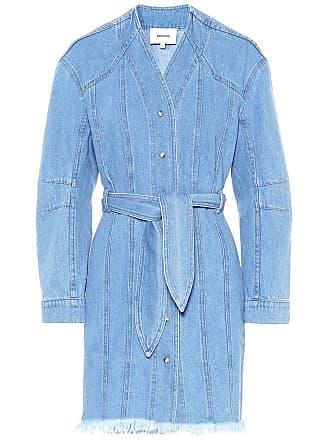 En Jean Iris Nanushka Robe Nanushka Robe tw1q7Y