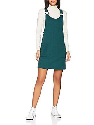 Green Vestido Buckle Round 6 Fabricante New Mujer talla Para 5942509 Del Verde dark 38 Stretch Look 34 RaWc4