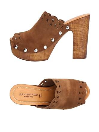 Mules Chaussures Sabots amp; Sandro Rosi EFwqxY