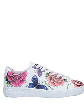 Ash amp; tops Low Footwear Sneakers 0H0vq1Zw
