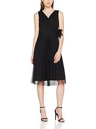 Para B001 Rinascimento Negro M nero Mujer Vestido Cfc0085518003 OfggwaEqHR