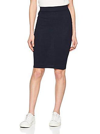 Noisy Women azul Denim Blue May Vero Faldas Skirt El Mini Short Skater moda qSMGzULVjp