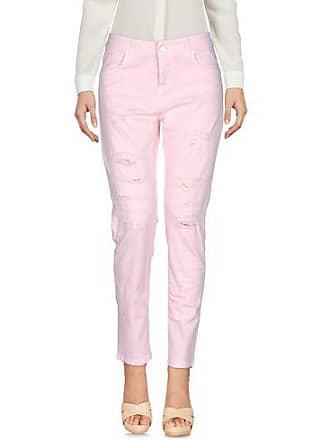 Vaquera Moda Vaqueros Up Pantalones Jeans A5EnAqXx