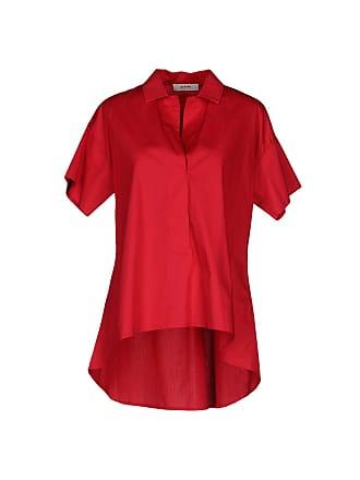 Femme Rouge Jusqu''à Produits 95 En Chemises RBxdqwPfzB