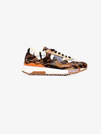 Versace Leopard Sneakers Versace Print Print Leopard UqwBpq