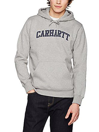 Hooded Gris Work Carhartt Ch In grey Heather Yale Homme Progress Pull TI48Cq