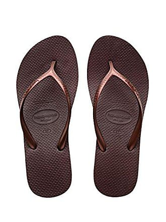 Fashion Br grape Havaianas 40 Wine Femme 38 High Tongs Violet Eu PPrpnqS5v