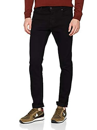 Slim Jeans Black l32 Schwarz 7000 Solid Hombre W29 nero 6186624 Denim Dnm HwqUU14