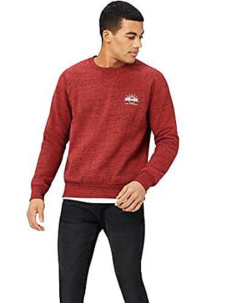Hikaro Fabricant red Small shirt Sweat 48 taille Homme Rouge qBaOwrq6