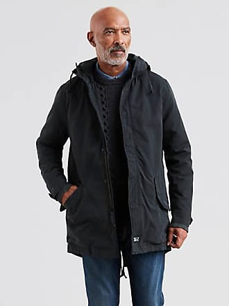 Parka Fishtail Lined Lined Levi's Jacket Levi's 354RjAL