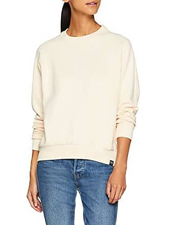 His shirt M Beige 5513 Sweat Sweatshirt Femme linen pS7vq