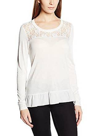maniche gesso Tessa a 36 lunghe Blouse Maglietta Bianco da Cream donna 60034 fUIR4qyc4Z