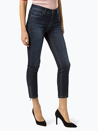 Jeans Skinny Zip Ankle Damen Angels Blau 8nzqYwvgxT