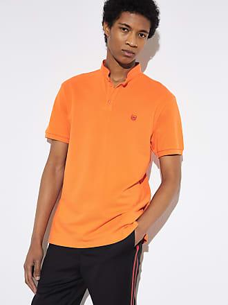 Coton Orange Kooples Piqué De The Polo En 9IDHWEY2