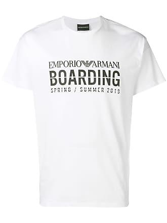 Armani Wit T Emporio shirt Boarding aWxqd6Yw8B