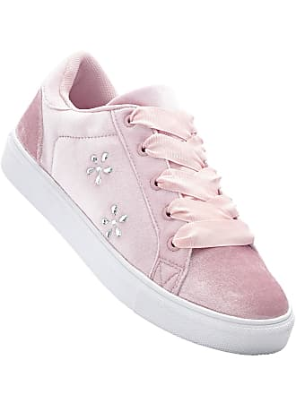 Bonprix Femme Rose Sneakers Bodyflirt Pour Pwx00qd