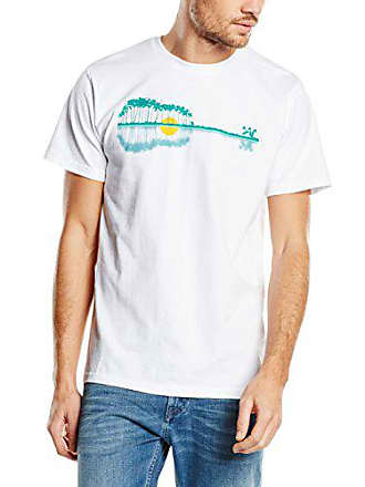 Joe Camiseta white Large Browns Reflection Para Hombre OEErzq