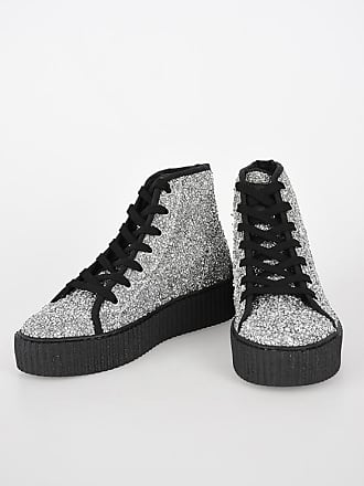 Maison Margiela High 38 Glittered Sneakers Size Mm6 5j3L4RqA