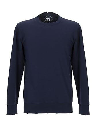 Tops 11 Eleven shirts Sweat Block Bl BqTaUOR4