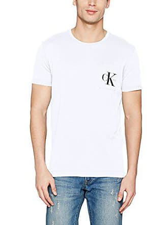 Re uomo T brillante X xl Bolan large produttore Calvin Klein Taglia Bianco Shirt bianco BxUEq
