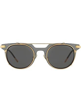 Dolceamp; Gabbana Lunettes De Soleil à Eyewear Monture WayfarerGris OuZiTXPk