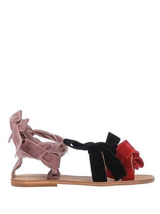 Gia Calzado Cierre Sandalias Couture Con q87q6An