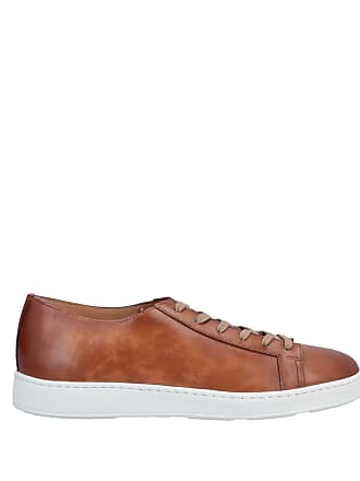 Low amp; Footwear Sneakers tops Santoni HqBwT5x