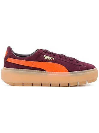 Baskets Puma Puma Block Trace Baskets Trace Rose Block xxqwTOz1