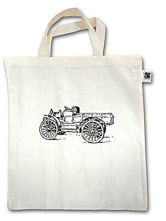 Shirtracer Unisize Landwirt Natural Traktor Henkel Xt500 Alt Jutebeutel Kurzer Planwagen FTTWan7B