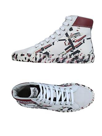 Chaussures amp; Montantes Sneakers Tennis Springa qdEPOU