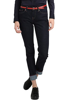 Rome Straight Hilfiger Tommy Bleu Jeans PxfHZ