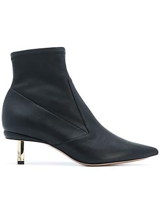 Noir Boots Polly Kirkwood Nicholas Stretch qwOn7xH